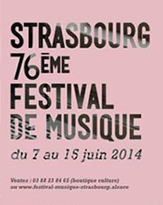 76 me festival de musique de strasbourg amicale du conseil de l 39 europe. Black Bedroom Furniture Sets. Home Design Ideas